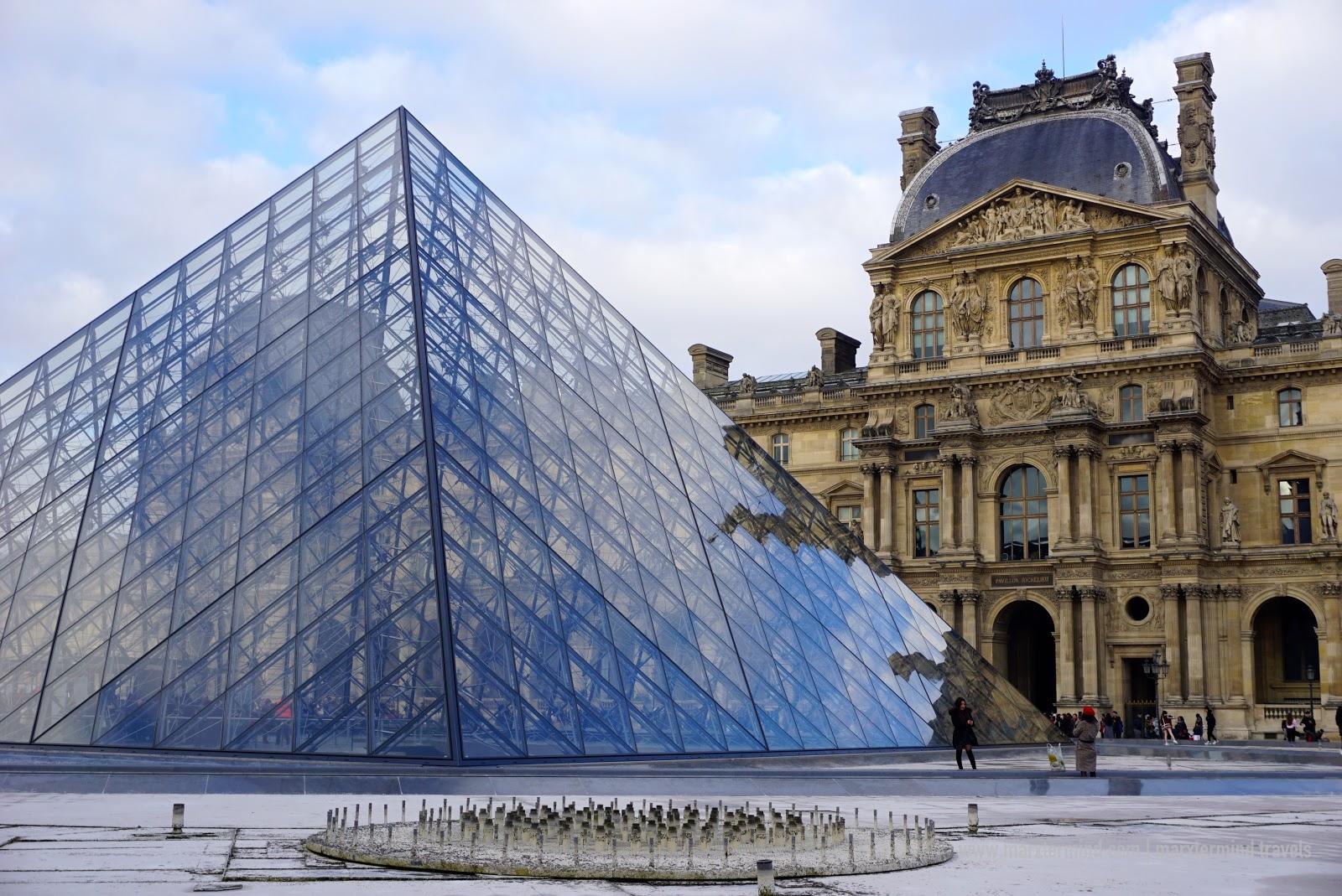 Paris Itinerary - Places to visit in Paris
