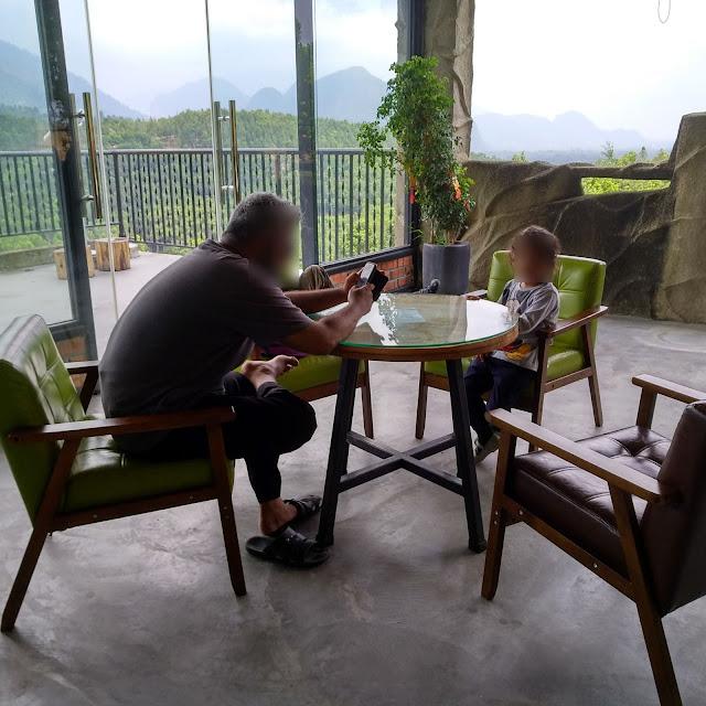 Cuti best di Ipoh dengan anak-anak