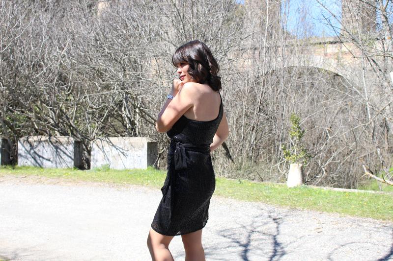 Lentejuelas dress
