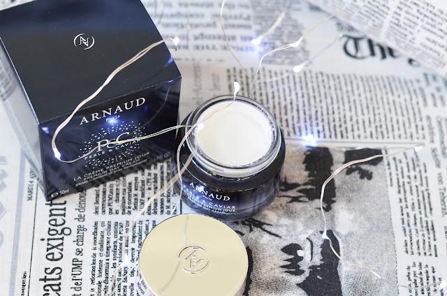 Arnaud Крем для лица дневной Perle & Caviar Premium Day Cream антивозрастной крем от морщин с пептидами Palmitoyl Tripeptide-1, Palmitoyl Tetrapeptide-7 Matrixyl 3000