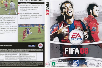 Free Download Game PC Fifa 2008 for Computer Laptop Full Version