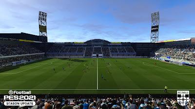 PES 2021 MAC³PARK stadium