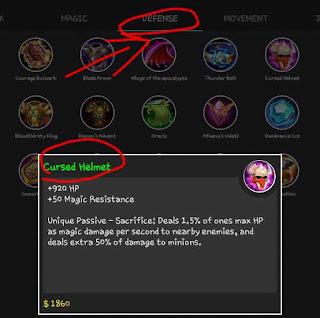 Gear Dan Build Item Akai Mobile Legend Terbaru Full Damage