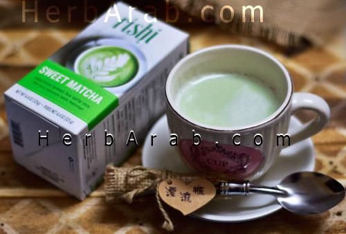 وصفة شاي الماتشا للتنحيف وطريقة عمله