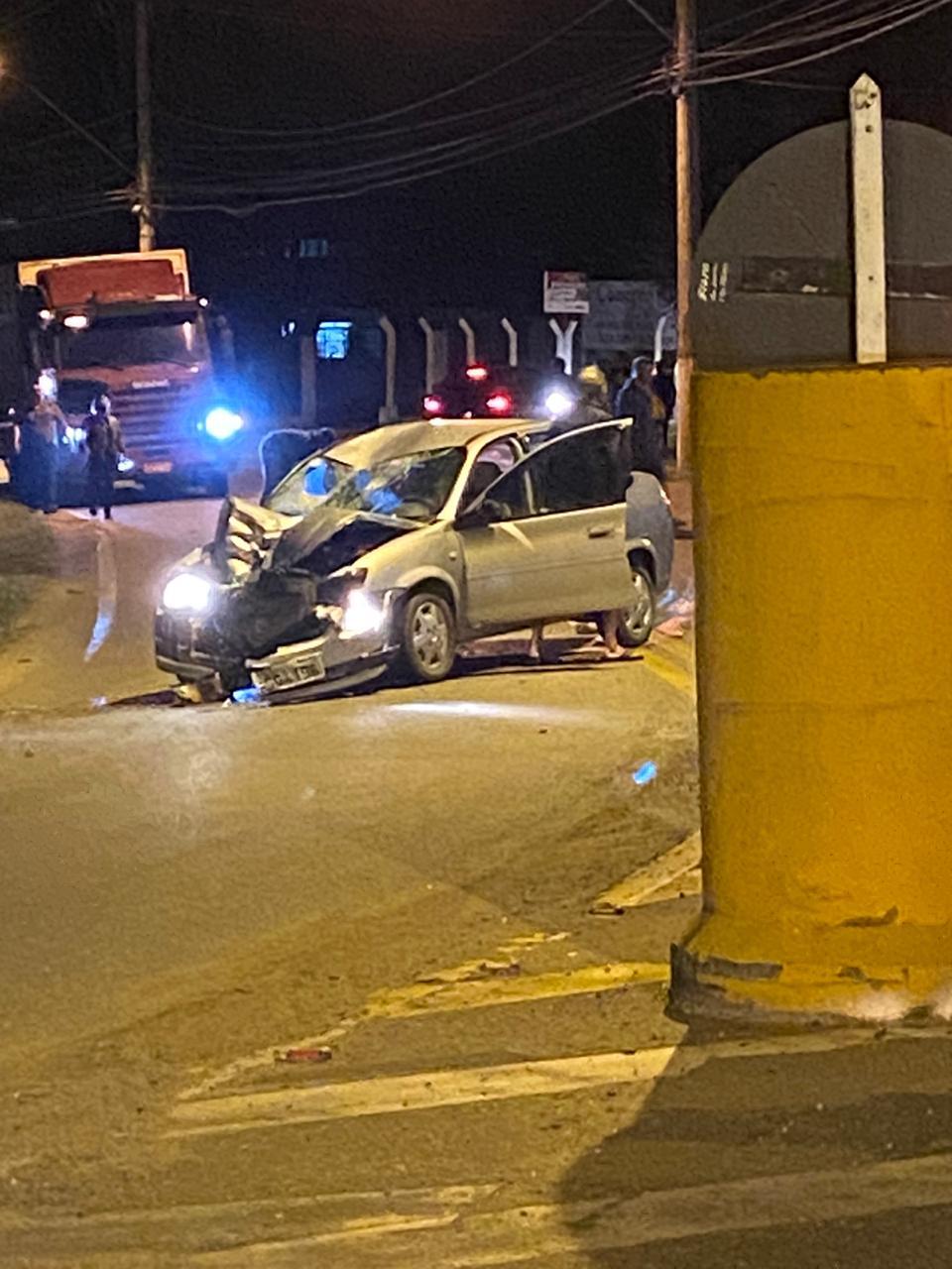 Acidente com vítima fatal em Itajubá-MG, próximo a Imbel. 14