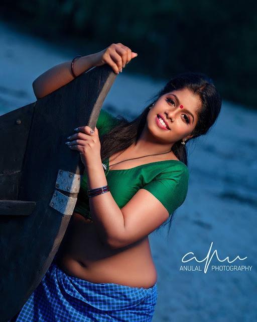 Aami Surendran Bikini