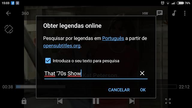 Showbox app + MXplayer