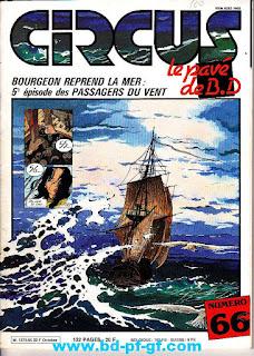 Bourgeon reprend la mer