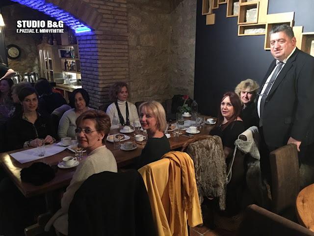 Χρήστος Αντωνόπουλος: Οι σκοπιμότητες των ανταρτών δεν είναι το συμφέρον της Αργολίδας