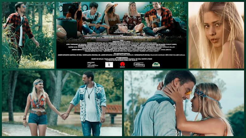 DECUBA - ¨Rubia¨ - Videoclip - Director: Charles Cabrera. Portal Del Vídeo Clip Cubano. Música cubana. Pop Rock. Cuba.