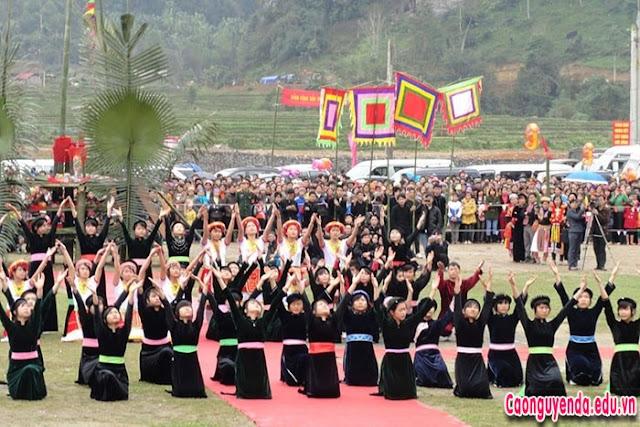 Lễ Hội Lồng Tồng của dân tộc Tày ở Hà Giang