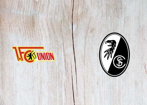 Union Berlin vs Freiburg -Highlights 19 October 2019