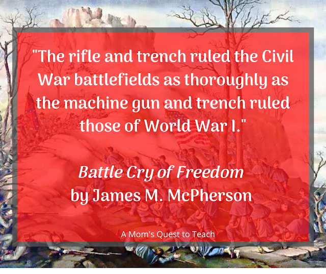 quote from James M. McPherson