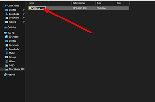 Cara Membuat Folder Baru Di Laptop