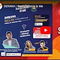 "Live Talkshow Nasional Is Me : "" DERANA """