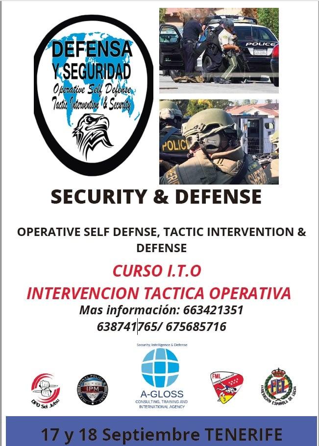 Curso ITO Intervencion Tactica Operativa A-Gloss FML IPM