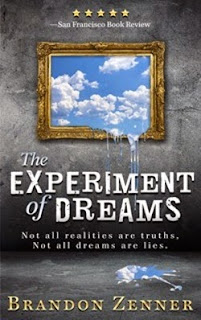 experiment of dreams, experiment of dreams book, lucid dreaming book, brandon zenner