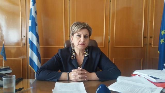 Το υπόμνημα της Ελένης Αλειφέρη στην Εκτελεστική Επιτροπή της Περιφέρειας Πελοποννήσου