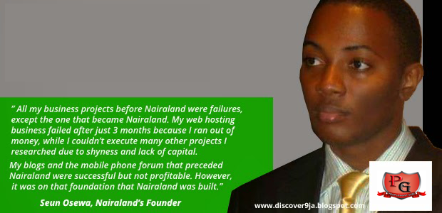 How The Founder Of Nairaland Seun Osewa Was Able To Hit $8,737,200 (₦2.7Billion) Without Google Adsense