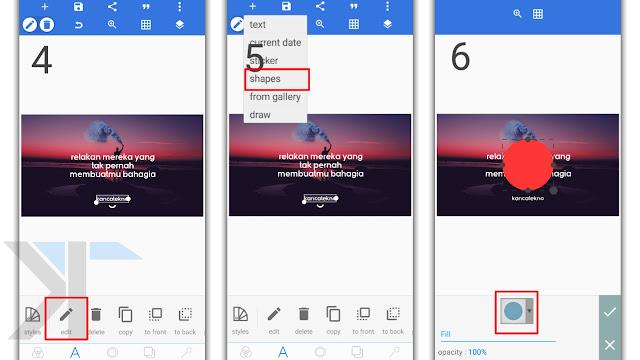 Cara Mudah Membuat Quotes Keren di Android Menggunakan PixelLab