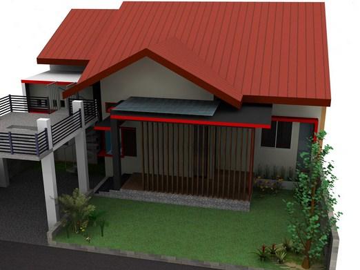20 Model Genteng Rumah Minimalis Terbaru 2020 Desain Rumah