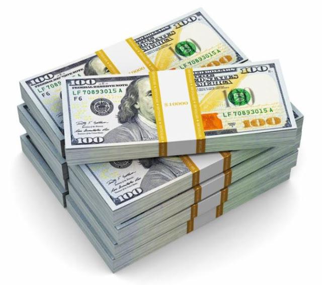 كم يوجد من المال في العالم ؟