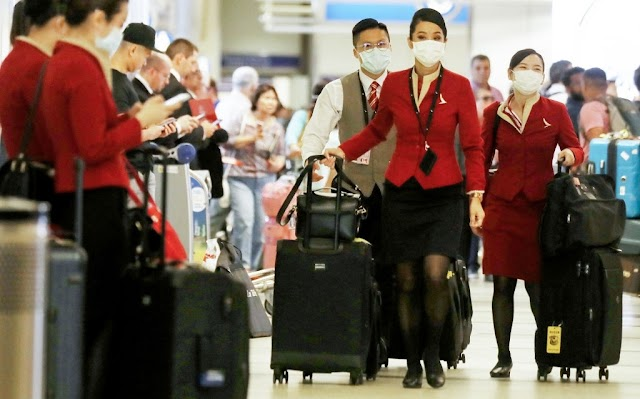 90% of Cathay Pacific employees agree to 2nd round of unpaid leave to save airline and jobs