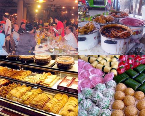 Geliat Ekonomi Tempat Kuliner Selama Bulan Ramadhan Di Kota