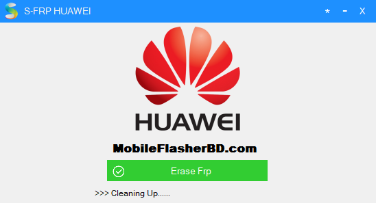 Download S-FRP HUAWEI V4.0 All Model Latest Update Unlock Tool Free For All Without Password