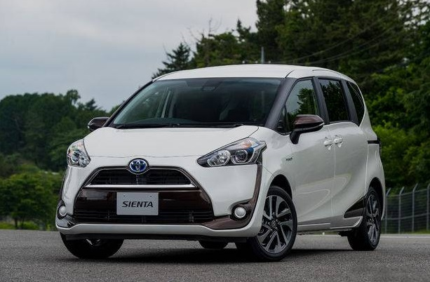TOYOTA SIENTA price and latest specification 2016