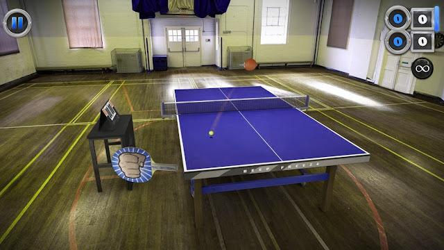 9 Game Tenis Meja Offline dan Online Terbaik di Android