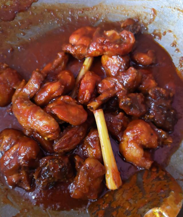 Resipi Kuah Dalca, Sedap Makan Dengan Nasi Minyak