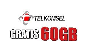 Trik Mencari Kouta Gratis Telkomsel 60 GB