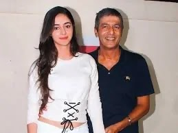 Ananya Pandey's Father