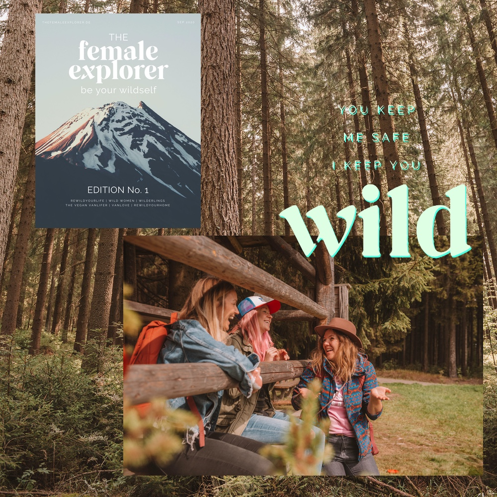 There is a new kid in nature: the female explorer
