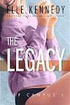 Resenha #723: The Legacy - Elle Kennedy