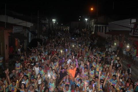 Bloco Meu e Seu de Paulo Ramos foi o maior do Médio Mearim no carnaval 2020