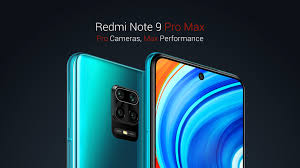 Specifications and price of Redmi Note 9 Pro Max