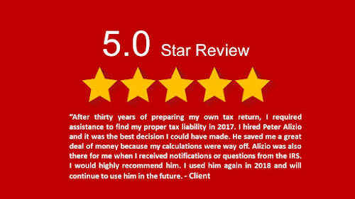 5 Star Review - Income Tax Return