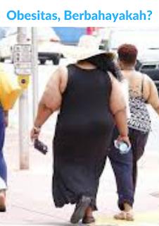 """bahaya obesitas"""