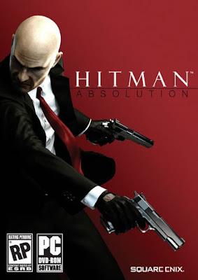 Capa do Hitman: Absolution