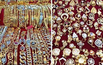 Pusat jual beli perhiasan emas di Jakarta Timur