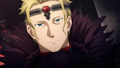 Sword Art Online: Alicization - War of Underworld Episode 4