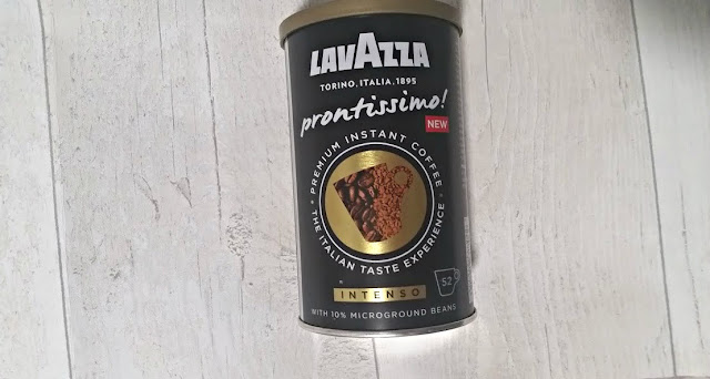 Lavazza prontissimo Intenso
