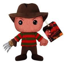 Diseño de peluche muy original y creativo personaje de terror Jason