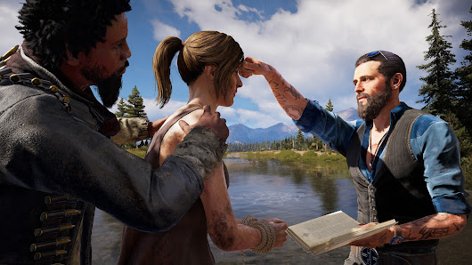 Discover the birth of Eden's Gate in Far Cry 5
