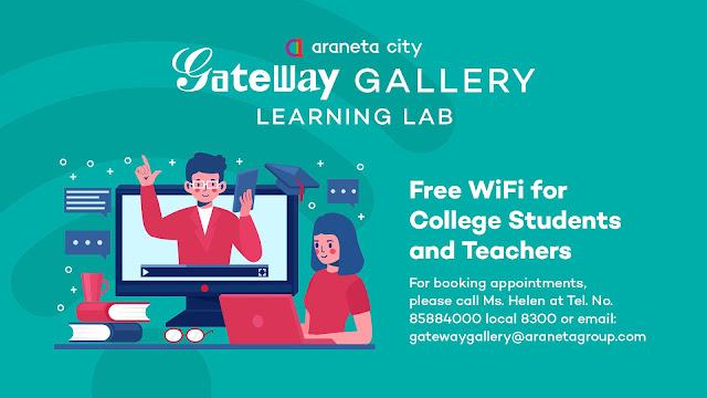 Gateway Gallery Learning Lab