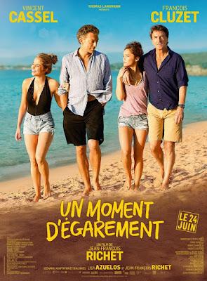 Un Moment Dégarement 2015 DVD R4 NTSC Latino