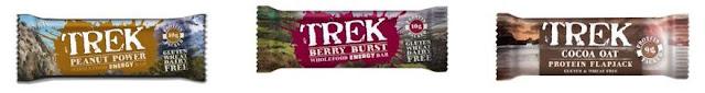 trek whole food energy bars protein bar