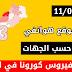 المغرب يسجل 29 إصابة جديدة مؤكدة بكورونا اليوم